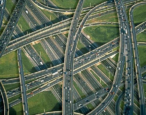 Dopravní chaos