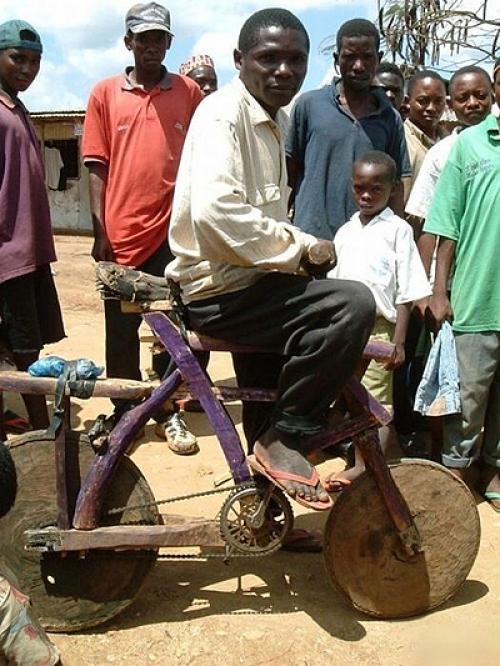 Cyklistika v Africe