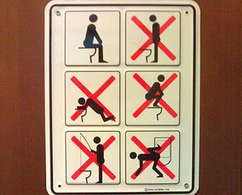 Akrobatické kousky zakázané