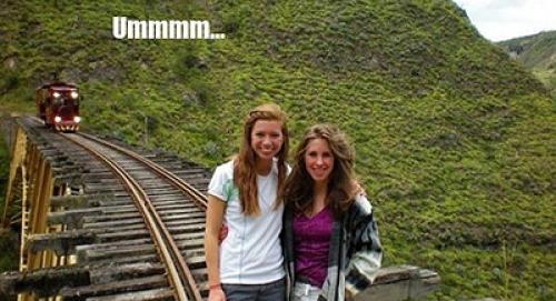 Dvě blbky na trati