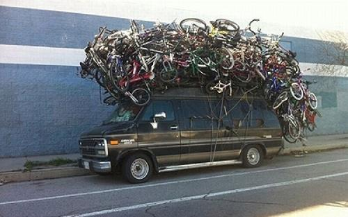 Výbava na tour de France