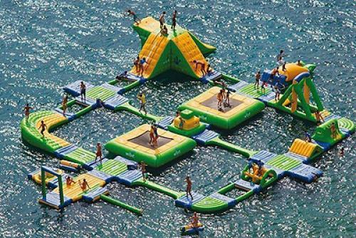 Mořské zábavní centrum