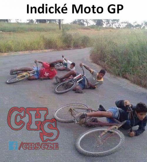 Indické moto GP