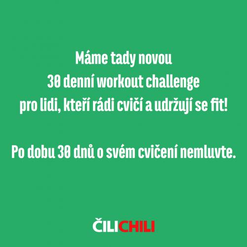 Nová challenge