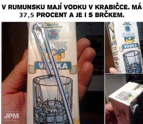 Rumunsko je jinde