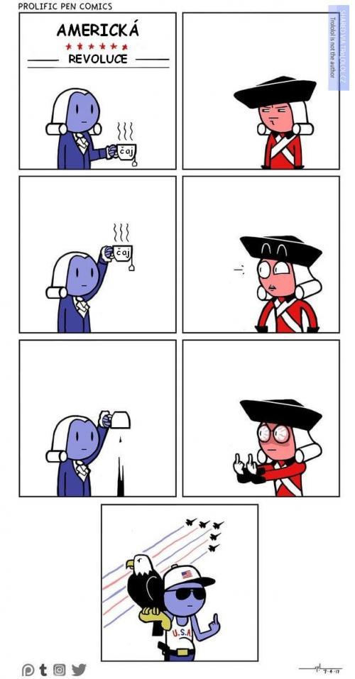 Americká revoluce
