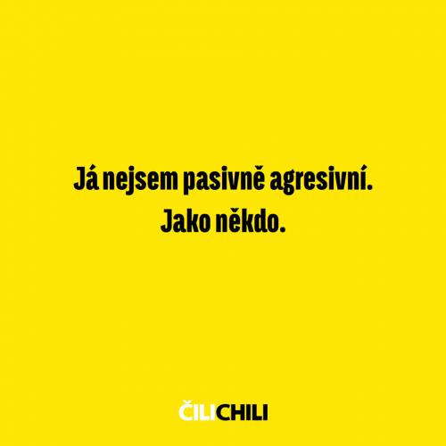 Agresivní