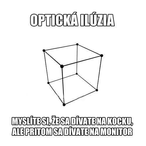 Optická iluze