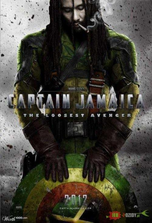 Kapitán jamajka