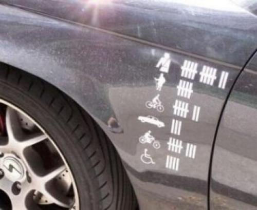Car kill list