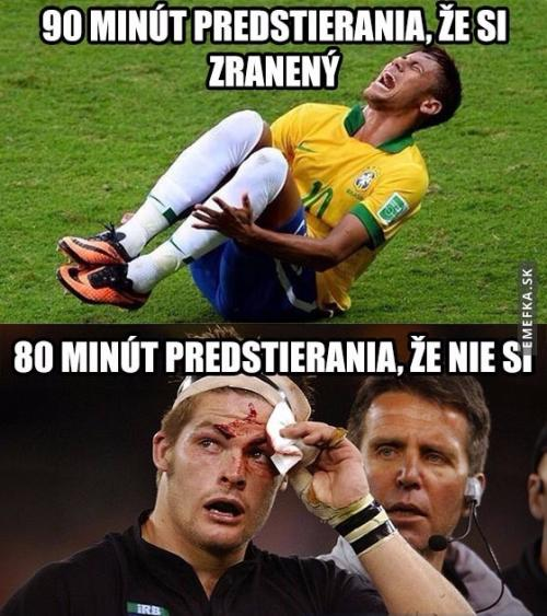 Rugby, hra pro skutečné muže
