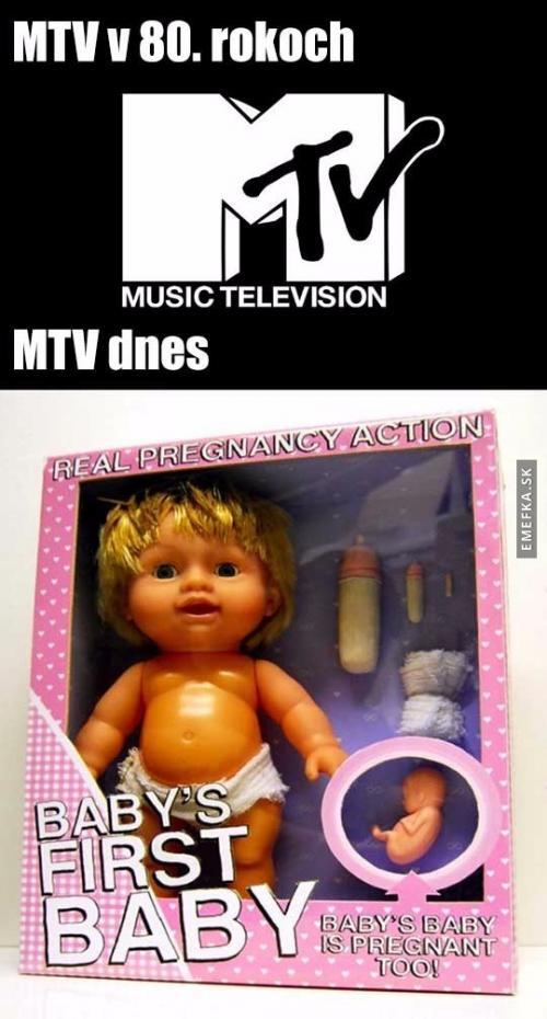 MTV se změnilo