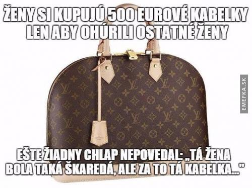 Ženy a kabelky:D