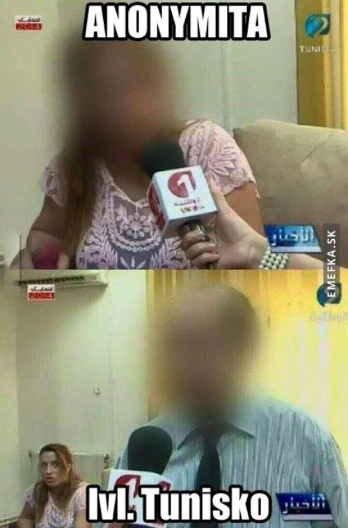 Anonymita lvl.Tunisia