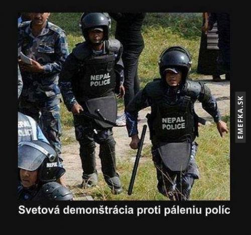 Nepal police :D