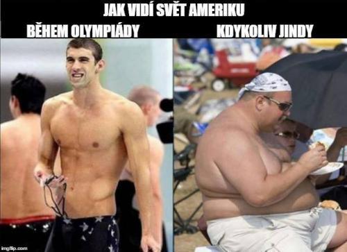 Olympiáda pro ameriku