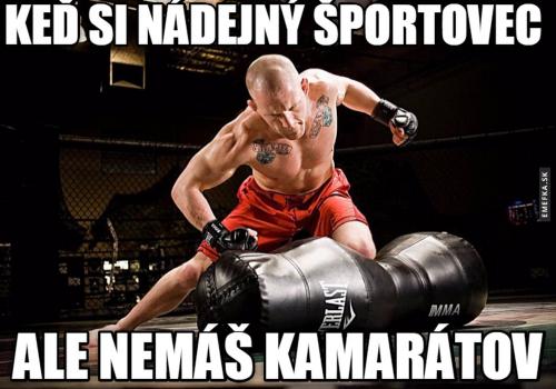 Nadějný sportovec