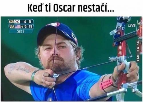 Když ti Oskar nestačí