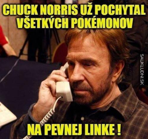 Chuck je borec