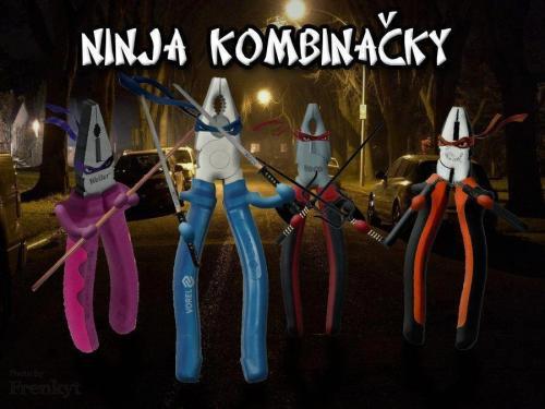 Ninjakombinacky