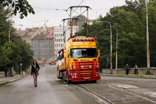 Nákladní tramvaj