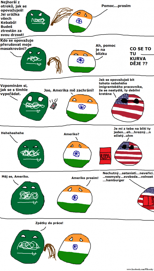 Indie má problém