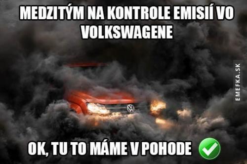 Emise Volswagenu