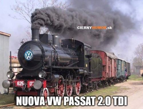 Nový VolksWagen Passat TDI