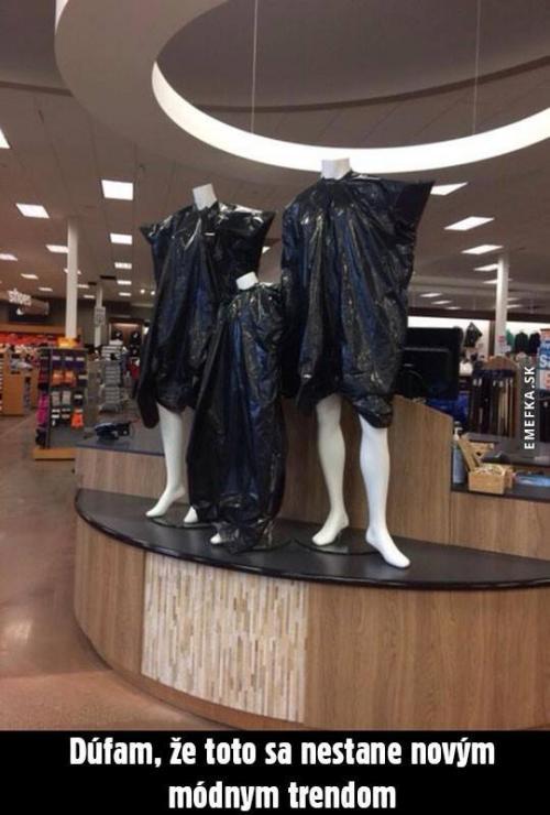 Nový módní trend