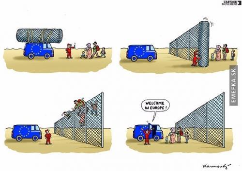 Logika Evropské unie