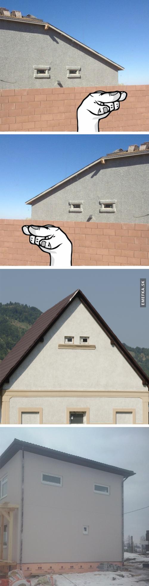 Podezřivé domy