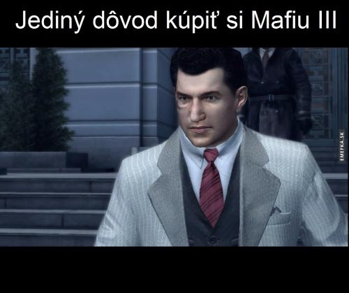 Mafie III