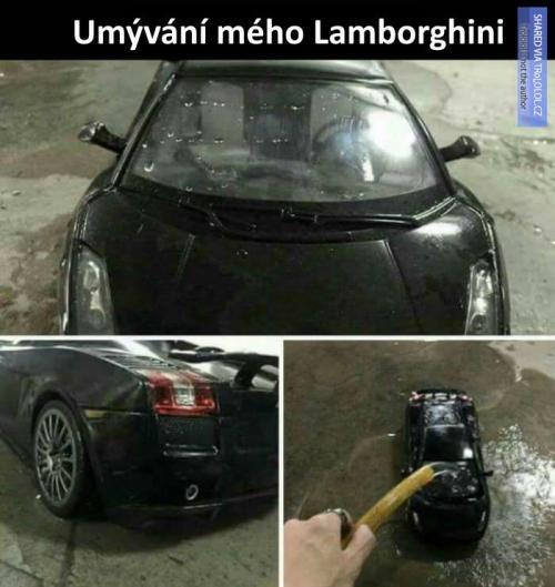 Jediné Lamborghini, které si bude moct většina z nás dovolit