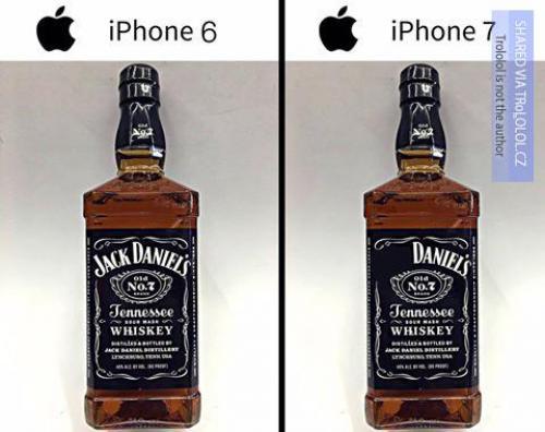 iPhone 6 vs. iPhone 7