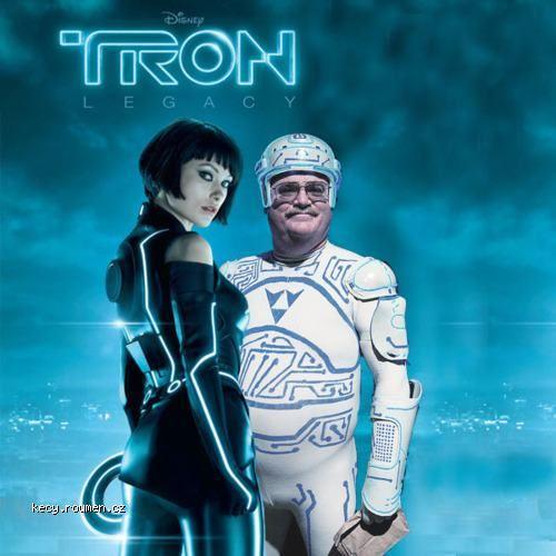 Tron guy legacy