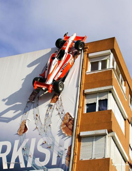 Formule 1 na zdi