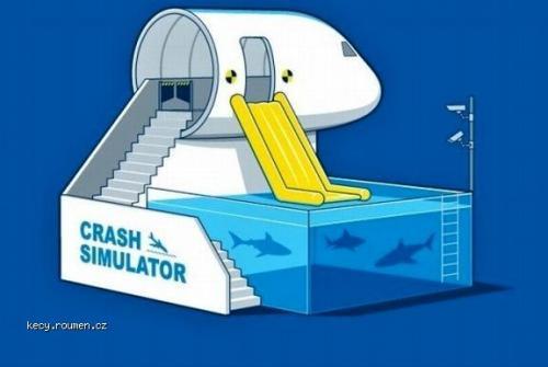 Airline Crash Simulator
