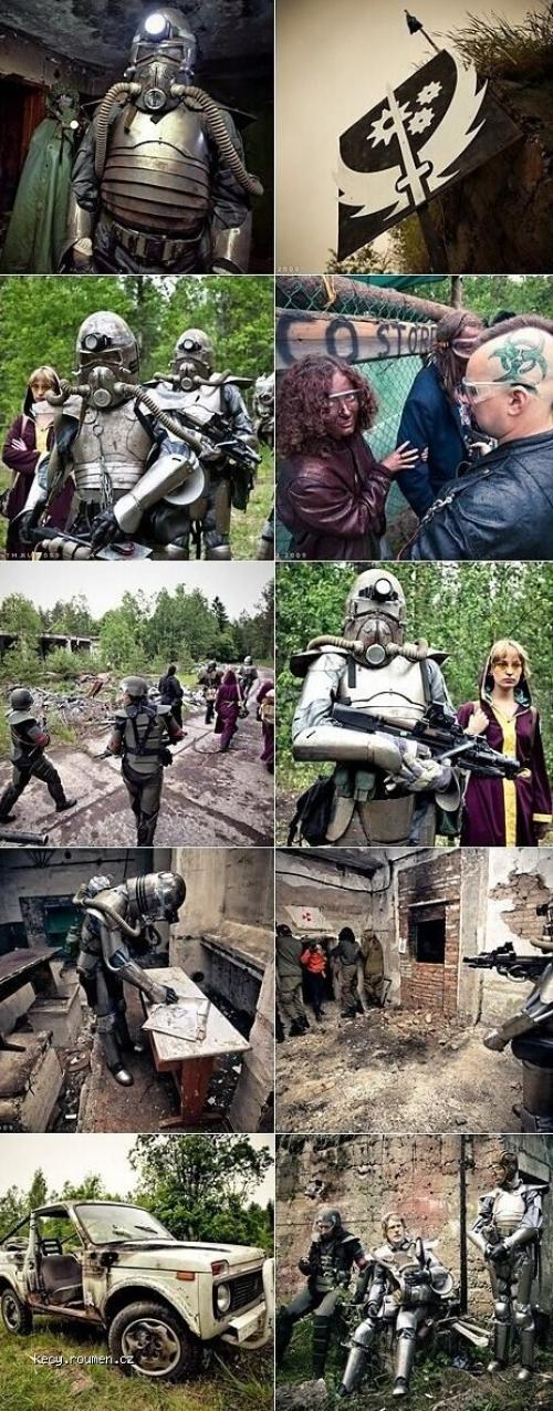 Fallout Games that Happened in Russia