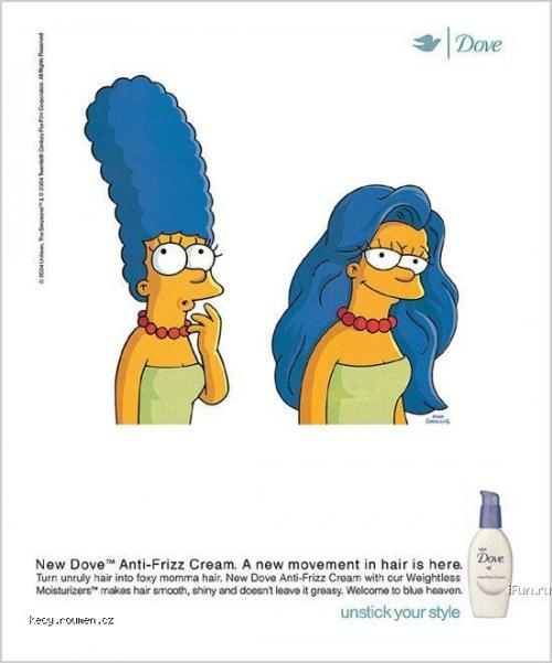 Marge a Dove