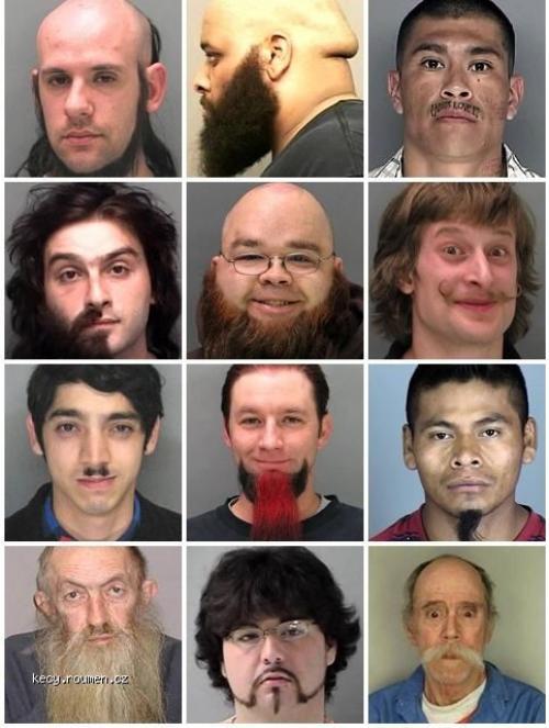 Hair Fails in County Jails