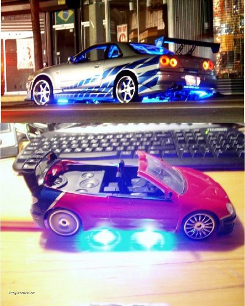 nissan skyline vs citroen xsara WRC cabrio