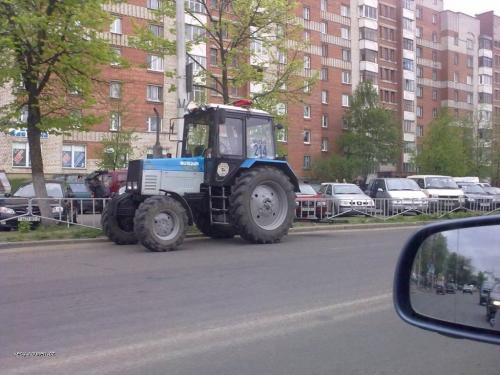policie belorusko