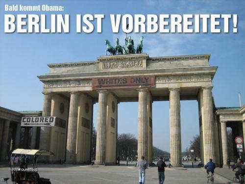 Berlin zve Obamu na navstevu