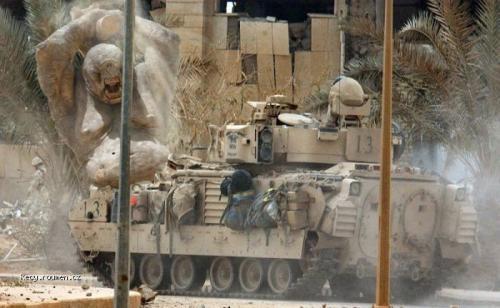 Irak povstava z popela
