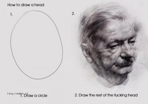 How To Draw III