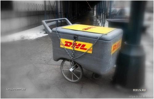 DHL expres