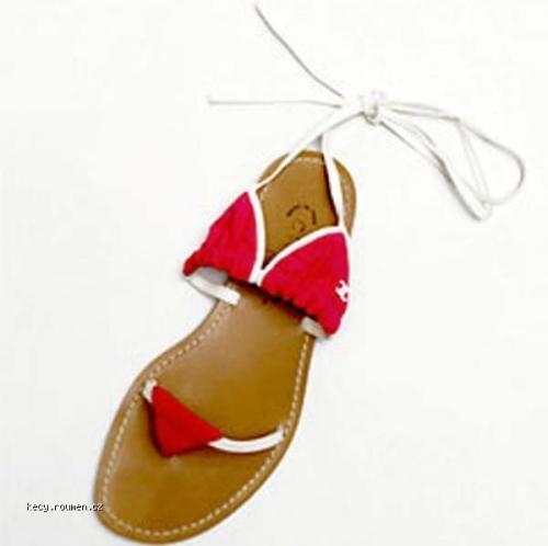 bikini obuv