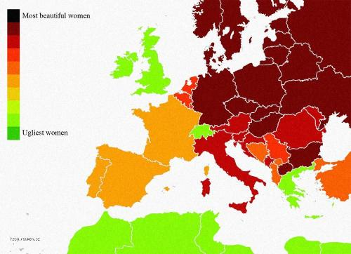 womans in Europe