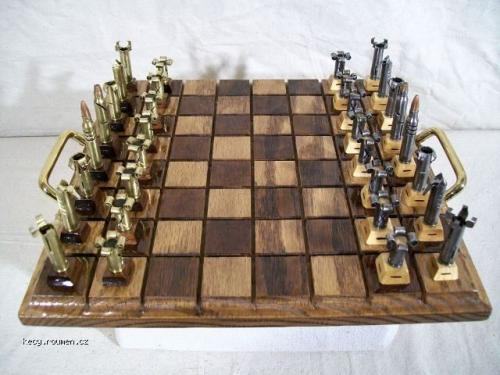 Amazing Bullet Chess
