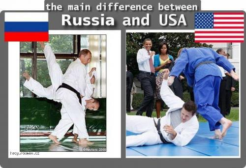 difference russia and USA